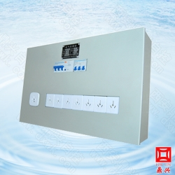 人防防化室插座箱可以省电吗