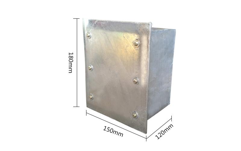 人防密闭接线盒外形尺寸